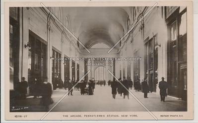 The Arcade, Pennsylvania Station, NYC