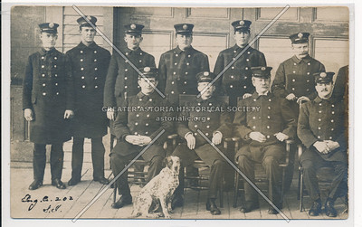 Engine Co. 202 Crew, Fire Department of New York City