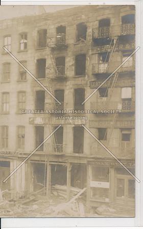 Fire Destruction, New York City