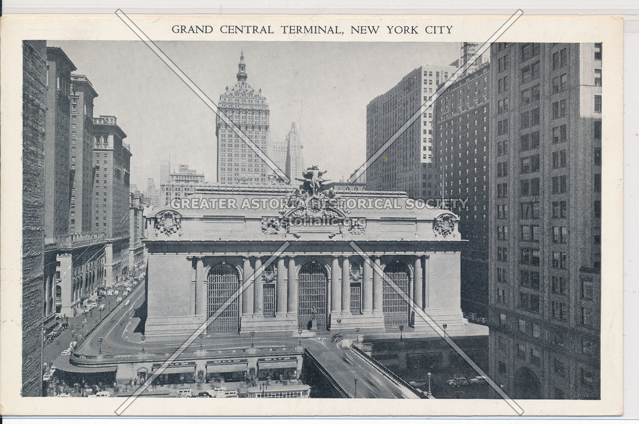 Grand Central Terminal, New York City
