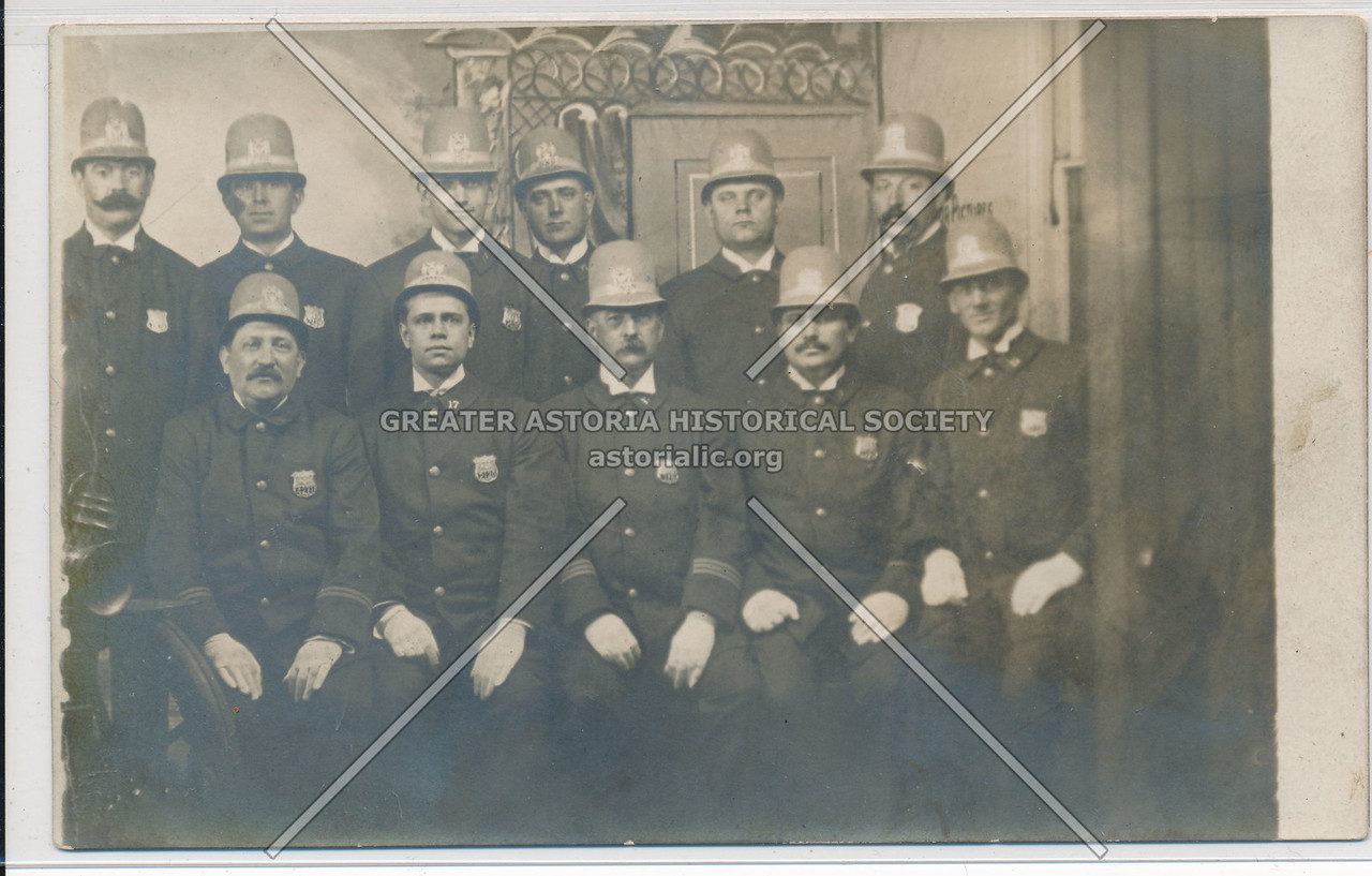Fire Department Officers, New York City