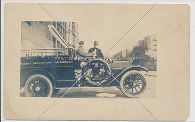 Consolidated Gas Company Emergency Response Vehicle, NYC
