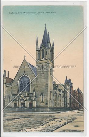 Madison Ave. Presbyterian Church, New York