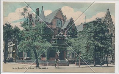 Mrs. Scoville's School, New York