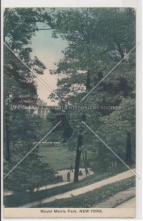 Mount Morris Park, New York