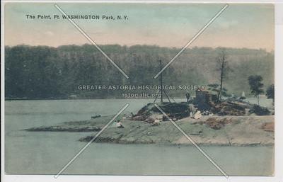 The Point, Ft. Washington Park, N.Y.