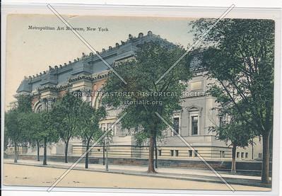 Metropolitan Art Museum, New York