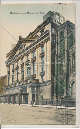 Manhattan Opera House, New York