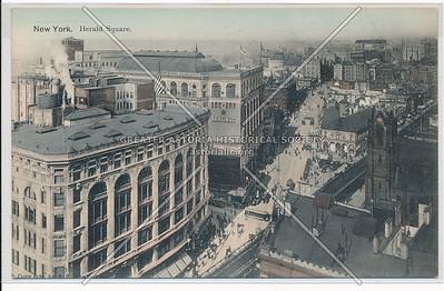 New York. Herald Square