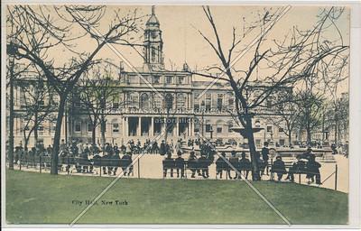 City Hall, New York