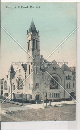 Calvery M.E. Church, New York