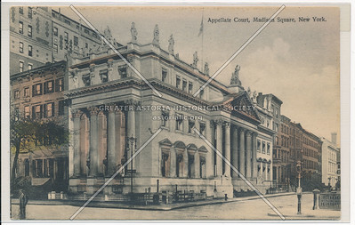 Appellate Court, Madison Square, New York.