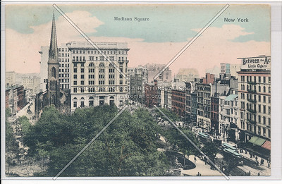 Madison Square, New York