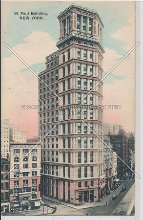 St.Paul Building, New York