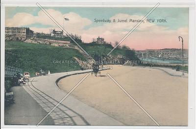 Harlem River Speedway, Jumel Mansion, New York