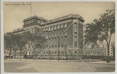 Harlem Hospital, New York