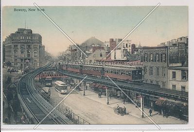 Bowery, New York