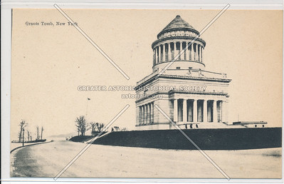 Grant's Tomb, New York (B&W)