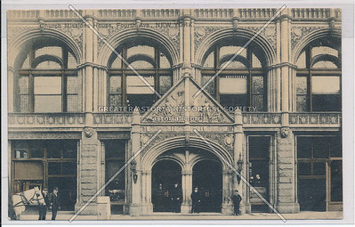 Church Missions House, Fourth Ave., New York