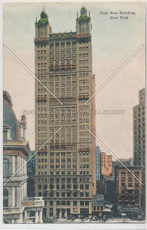 Park Row Building, New York