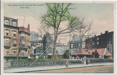 """The Little Church Around The Corner"", New York"