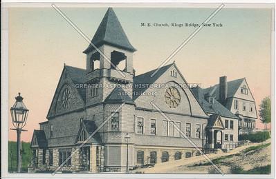 M.E. Church, Kings Bridge, New York