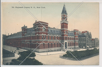 7th Regiment Armory N.G., New York