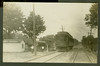 CLYDE NY RS&E interurban station rppc real photo 1907<br /> 326710966_qWktU
