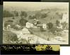 Bird's Eye View WEST PAWLET Vt D&H RR Station rppc AZO<br /> 326710237_N3PqM