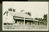 GRAFTON & UPTON Station w/Trolley car rppc<br /> 330288260_7SPzD