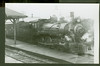 BURNHAM Jct Maine steam loco & milk car @ station rppc<br /> 330288171_dy36P