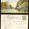 BROADWAY LOOKING NORTH LAWRENCE Mass 1911<br /> 292877701_4PJyz