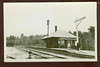 B&M RR Station BARRE Mass rppc<br /> 363390120_aHbGU