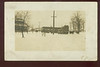 Akron Cleveland Euclid trolley wreck AZO rppc<br /> 363390092_9DAMT