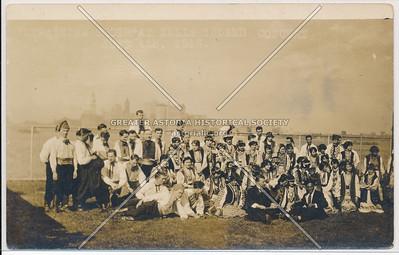 Ukrainian Choir at Ellis Island Concert (Jun 4, 1916)