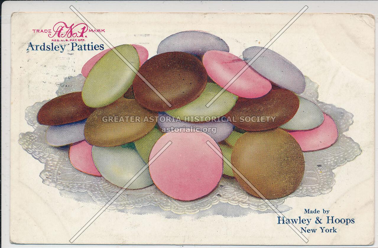 Ardsley Patties Cakes Ad