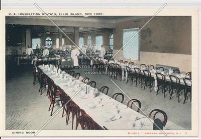 Ellis Island Dining Room