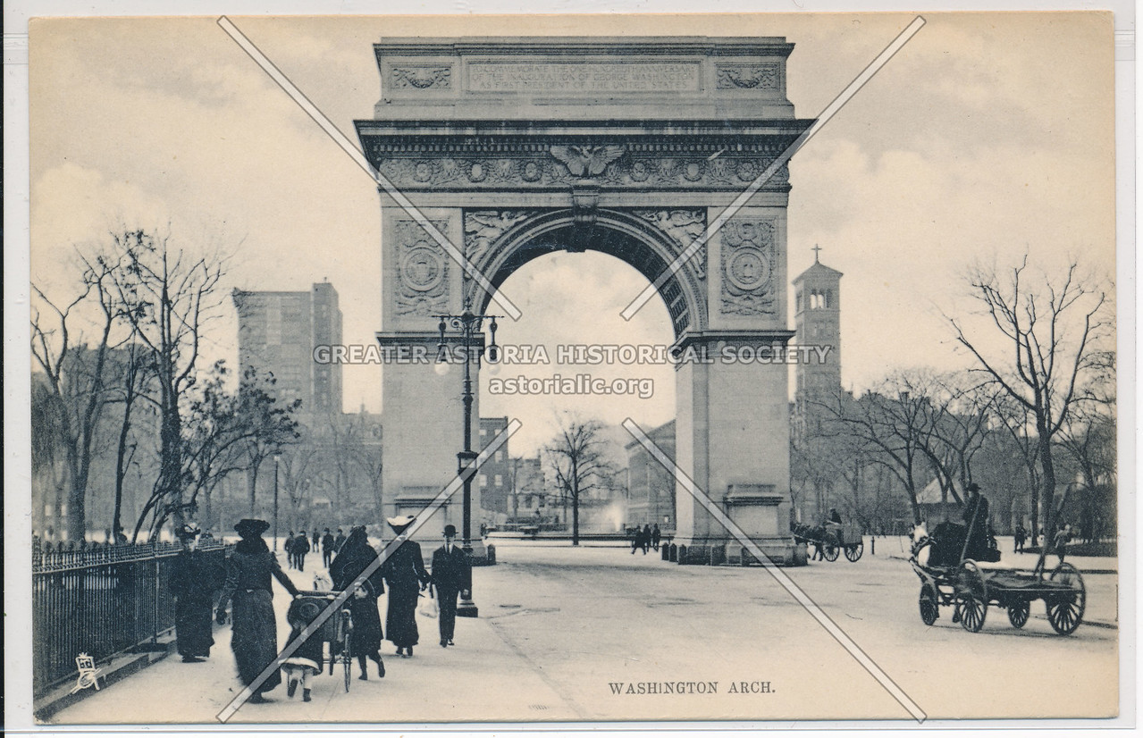 Washington Sq Arch, NYC