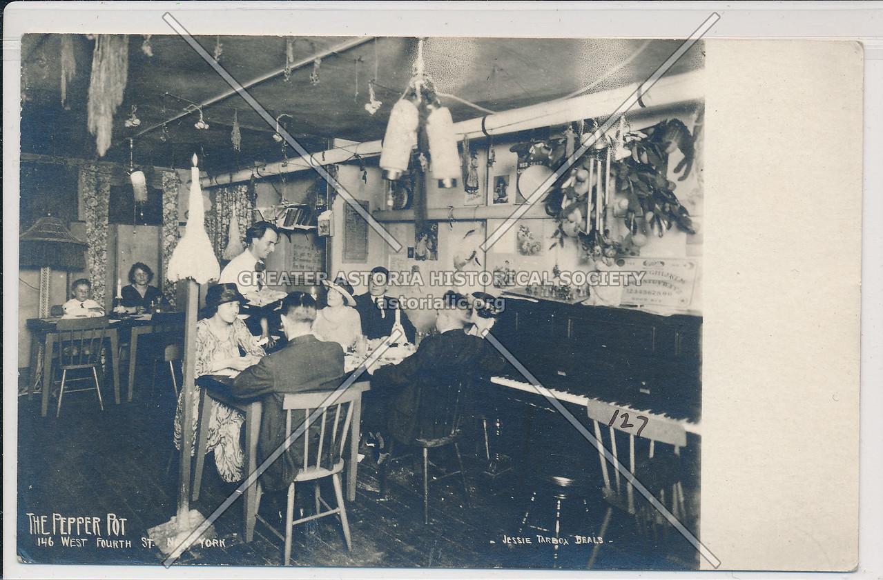 146 W 4 St, Greenwich Village - Jessie Tarbox Beals