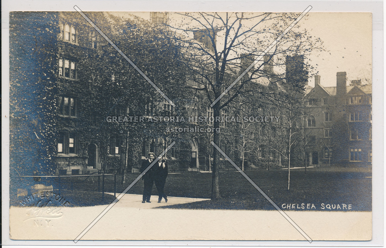 General Theological Seminary, Chelsea Square, NYC