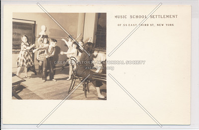 Music School Settlement, 55 E 3 St, NYC