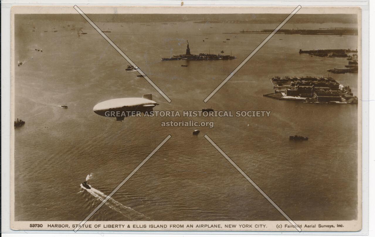 Statue of Liberty & Ellis Island, NYC