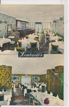 Lombards Restaurant, 53 Spring St, NYC