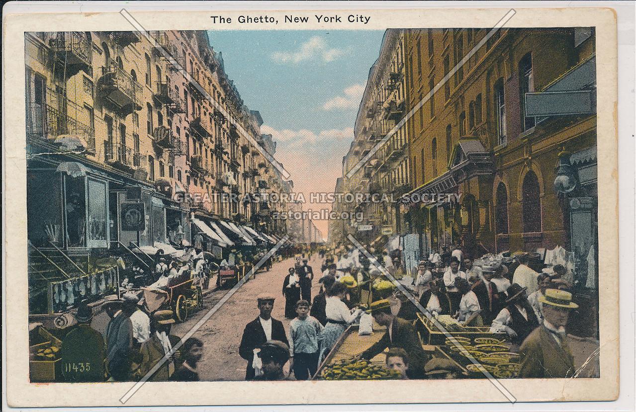 The Ghetto, NYC