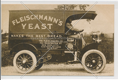 Fleischmanns Yeast, NYC