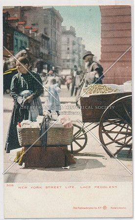 NYC Lace Peddler
