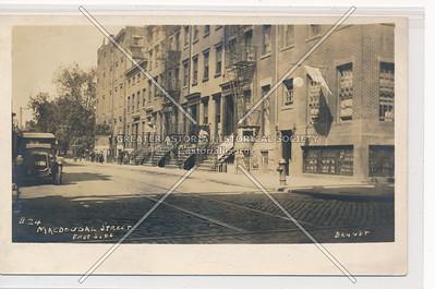 Macdougal Street, NYC