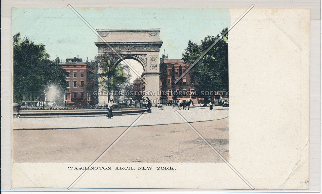 Washington Sq Arch, NYC