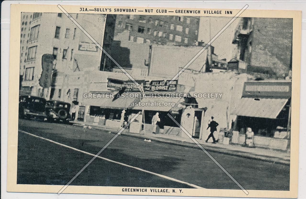Greenwich Village, NYC (1936)