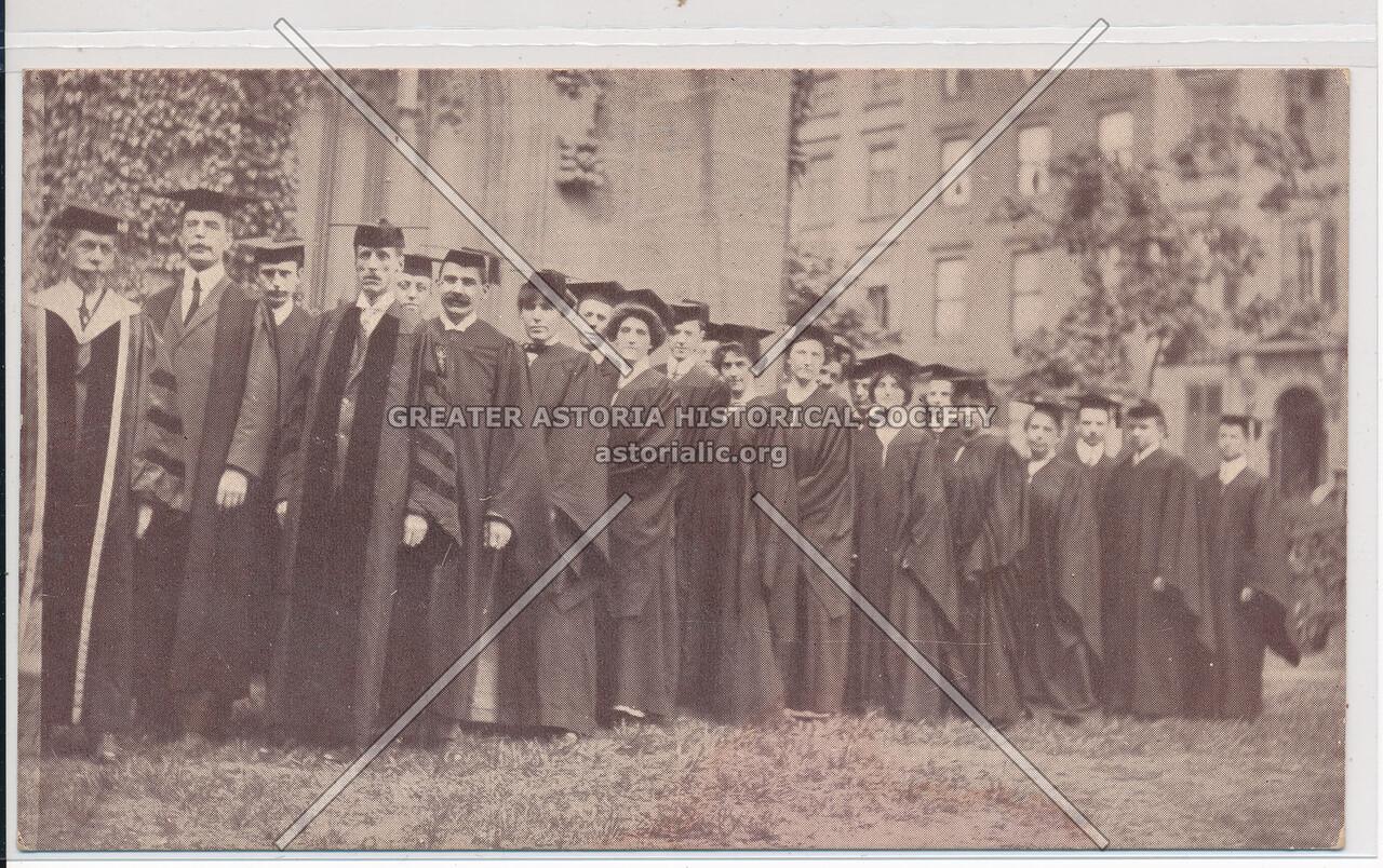 Guilmant Organ School, 44 W 12 St, NYC